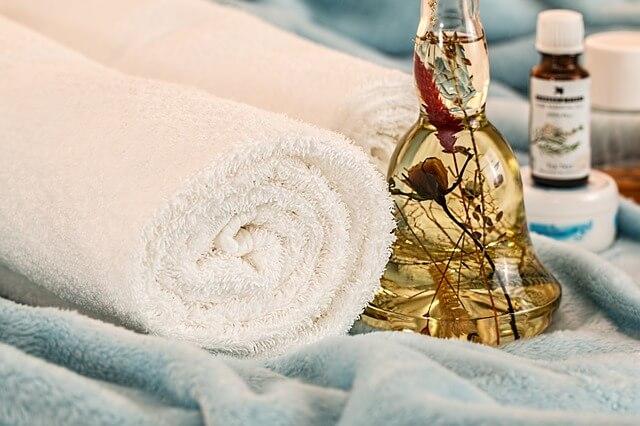 アロマセラピー 芳香療法