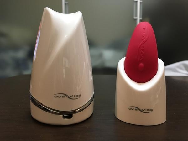 we-vibe match 充電ポッド